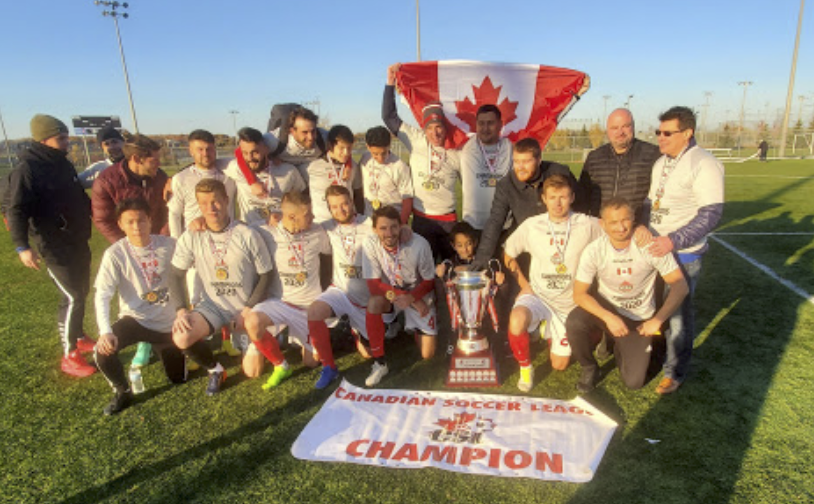 What are the major professional youth sports leagues in Canada?